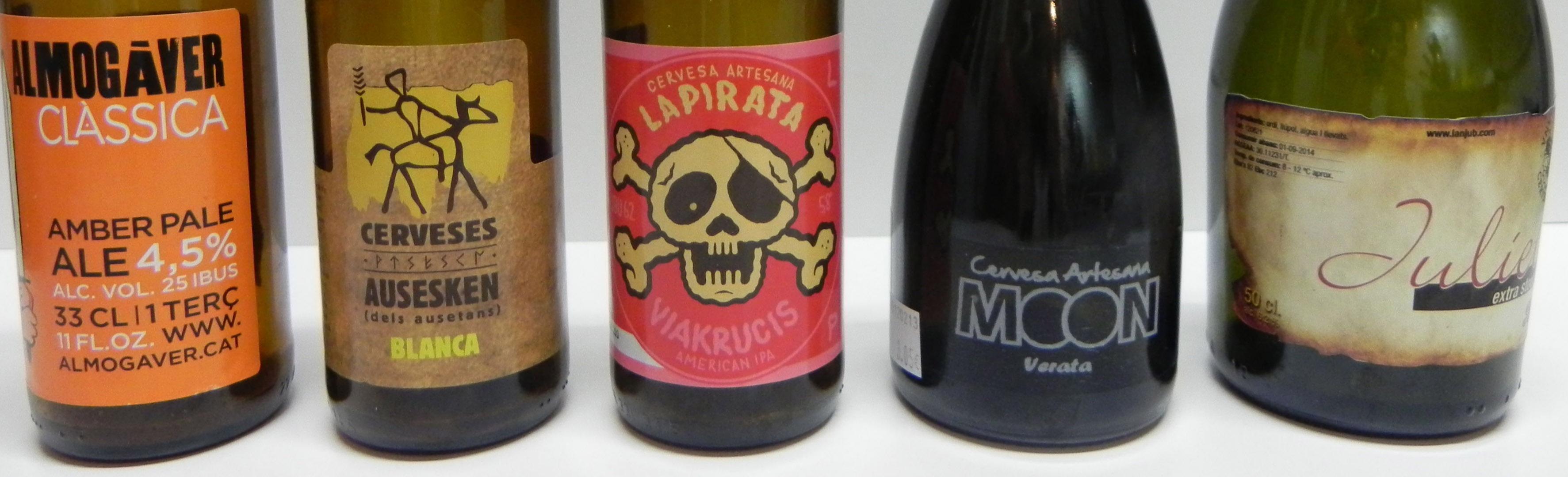 cerveses catalanes 1ª cata retallada